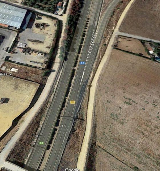 AionSur N-IV-Carmona-560x600 Fomento cede a Carmona la titularidad de un tramo de la carretera N-IV en Sevilla Carmona