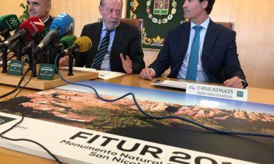 AionSur Presidente-diputacion-villalobos-400x240 Itálica, Doñana y los monumentos de los pueblos, protagonistas en FITUR Economía Sevilla