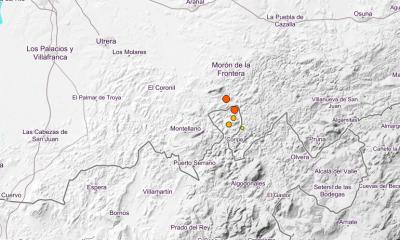 AionSur Terremotos-400x240 Registradas cuatro réplicas del terremoto de Coripe, dos de ellas sentidas por la población Coripe Sucesos destacado