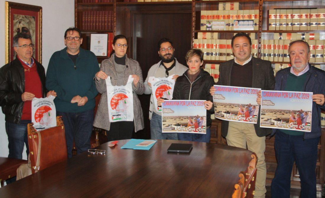 AionSur alimentar-sonrisas-Mairena Se inicia en Mairena del Alcor la Caravana por la Paz 'Alimenta una sonrisa' Mairena del Alcor