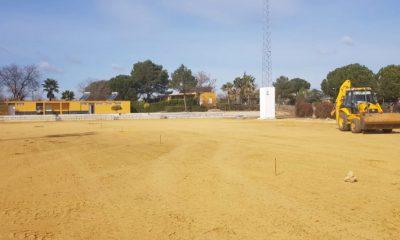 AionSur campo-futbol-pajanosas-obras-5-400x240 Comienzan las obras del césped artificial del campo de Las Pajanosas Deportes Provincia