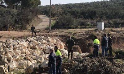 AionSur casariche-puente-militar-400x240 Comienzan las obras del puente militar en el Cortijo Jarilla en Casariche Provincia