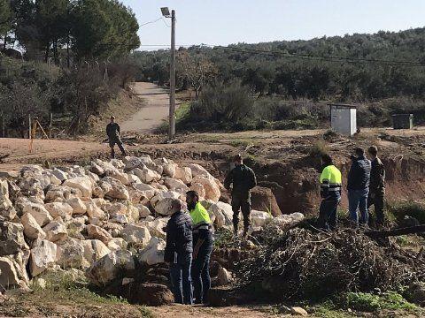 AionSur casariche-puente-militar Comienzan las obras del puente militar en el Cortijo Jarilla en Casariche Provincia