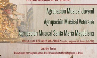 AionSur concierto-marchas-procesionales-Arahal-400x240 Libros, flamenco y concierto de marchas procesionales, oferta cultural para el fin de semana en Arahal Agenda