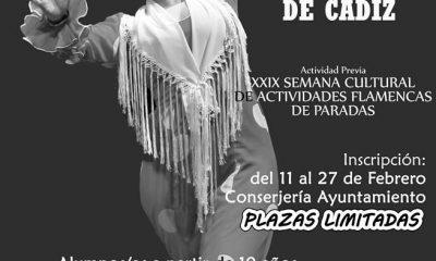 AionSur curso-baile-flamenco-Paradas-400x240 Curso de Iniciación al baile por Alegrías y Bulerías en Paradas Paradas