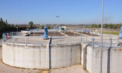 AionSur depuradora-Arahal-EDAR-400x240 Los Regantes de Arahal, pendientes de ratificar el proyecto para la concesión definitiva del riego Agricultura Arahal