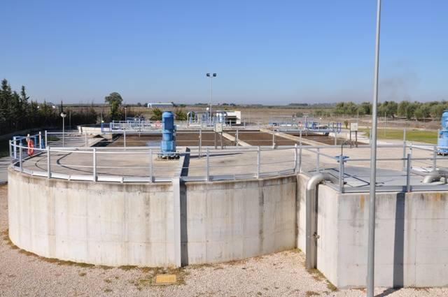 AionSur depuradora-Arahal-EDAR Los Regantes de Arahal, pendientes de ratificar el proyecto para la concesión definitiva del riego Agricultura Arahal