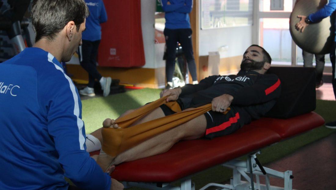 AionSur gonalons Sevilla FC: Gonalons espera ayudar al equipo cuanto antes Deportes Fútbol