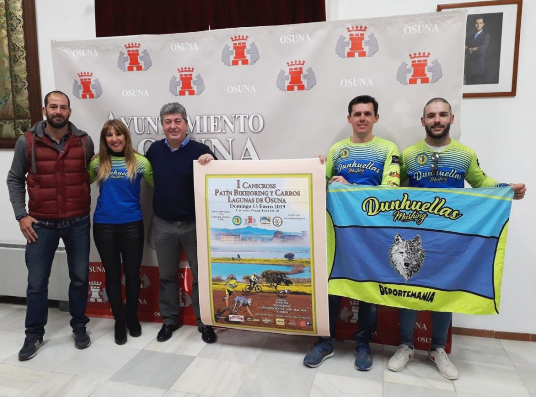 AionSur grupo-canicross-Osuna 'Las Turquillas' acoge el domingo 13 de enero el I Canicross 'Lagunas de Osuna' Sin categoría