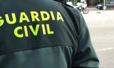 AionSur guardia-civil-400x240 Detenido en Cazalla en la Sierra acusado de 38 robos y un intento de homicidio Provincia Sucesos