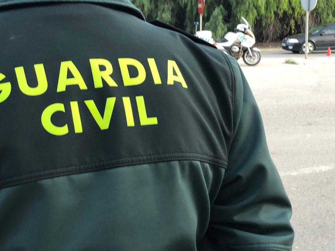 AionSur guardia-civil Detenido por agredir con violencia en dos ópticas de Los Palacios Sucesos