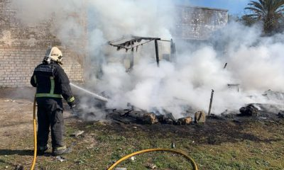 AionSur incendio-chabola-Arahal-400x240 Un nuevo incendio destruye la chabola de una familia de Arahal Sucesos  destacado