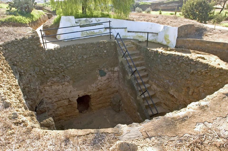 AionSur postumio-tumba La Junta restaurará la tumba de Postumio en el conjunto arqueológico de Carmona