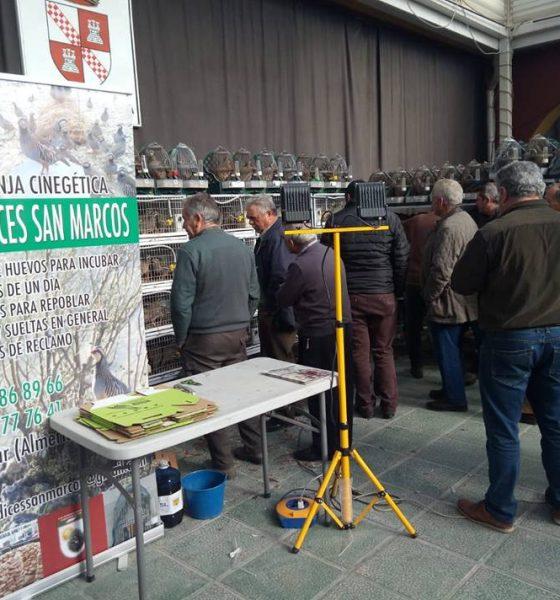 AionSur rodacaza4-560x600 Más de 10.000 visitas a la Feria de la Caza y la Perdiz de La Roda La Roda de Andalucía Sociedad