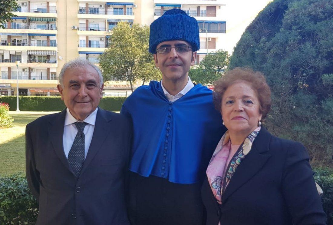 AionSur tesis La tesis de un arahalense, entre las mejores de la Universidad de Sevilla Cultura Investigación  destacado