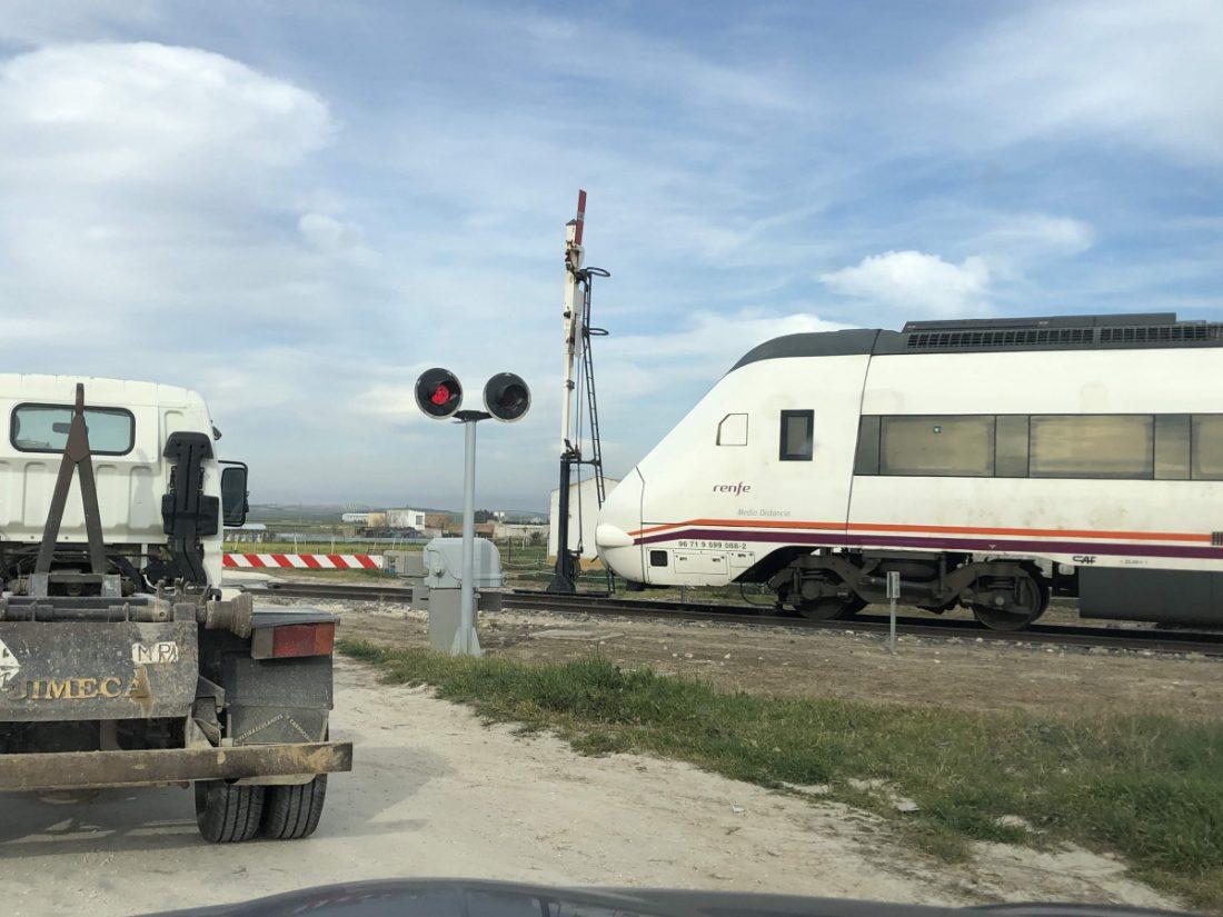 AionSur tren-concentración-Pedrera Una manifestación pedirá el restablecimiento del tramo ferroviario entre Pedrera y Osuna Sierra Sur