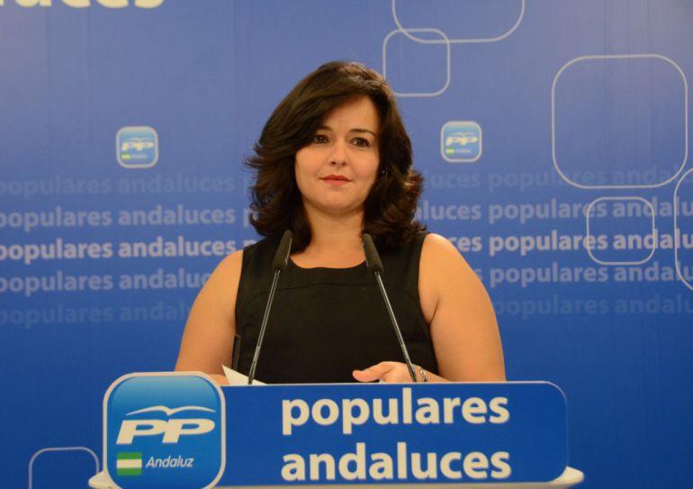 """AionSur virginiaperez Virginia Pérez: """"Se atenderá a Sevilla por fin, tras años de olvido"""" Política"""
