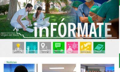 AionSur web-virgen-rocio-400x240 El Hospital Virgen del Rocío lanza una nueva web Salud