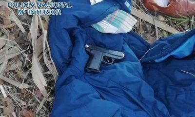 AionSur cija-atraco-detenido-400x240 Detenido un atracador que se quita la ropa para no ser identificado y se da a la fuga Sucesos