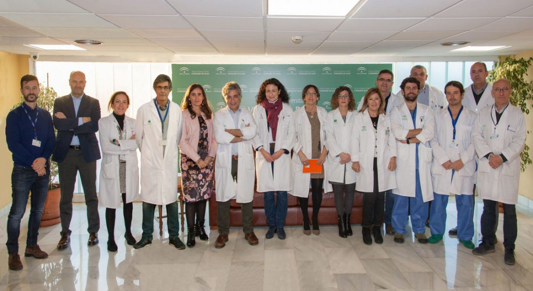 AionSur 1Q8J0453RR-compressor El Hospital Virgen del Rocío, autorizado para adherirse a las redes de investigación europeas Salud