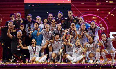 "AionSur 47080218062_f5c482e590_z-400x240 Amparo Jiménez: ""Se ha cumplido un sueño"" Deportes Fútbol Sala  destacado"