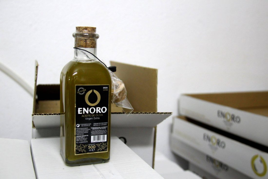 AionSur 49947410_2225571317717363_582480715904450560_o Los precios en origen del aceite de oliva virgen extra en España son un 58% inferiores a los de Italia Economía