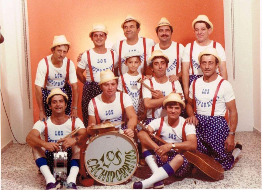 AionSur Arahal-Loscachiporritos-Carnaval-1024x746 Carnaval de Arahal: Una década de trabajo asentada sobre los recuerdos de la chirigota 'Los cachiporritos' Carnavales Cultura