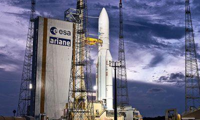AionSur Ariane5-400x240 Sale al espacio el 'Ariane 5', cohete lanzadera que lleva el nombre de Sevilla Sevilla Sociedad