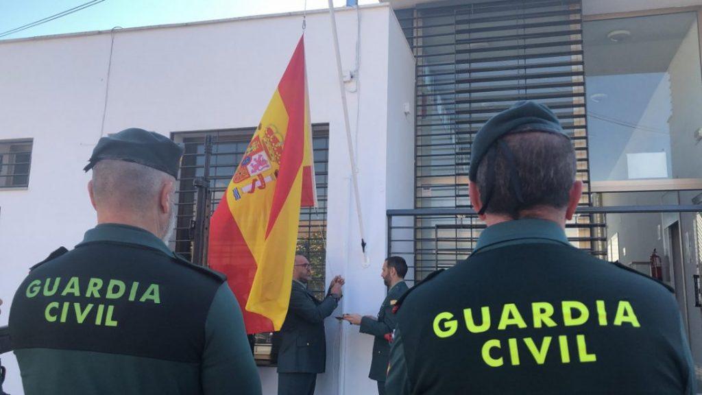 AionSur Badolatosa-cuartel-guardia-civil-1024x576 La Guardia Civil celebra su 175 aniversario en Badolatosa con exhibiciones y una exposición Sierra Sur  destacado