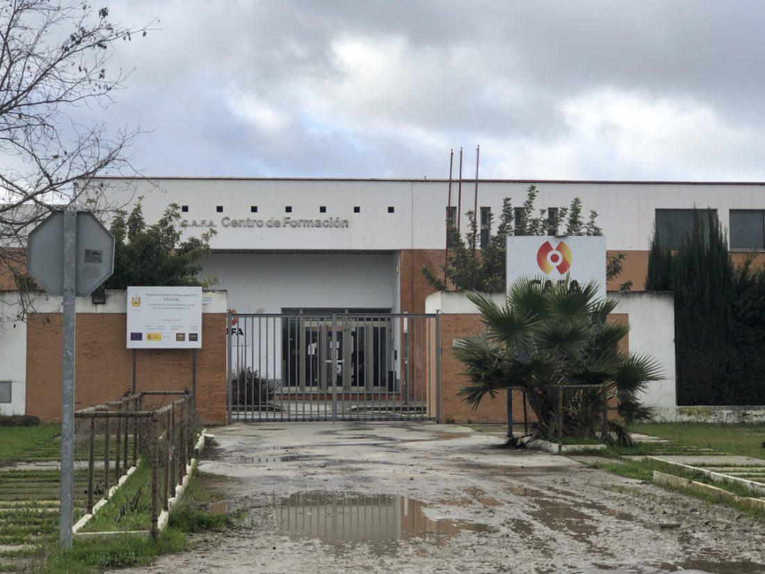 AionSur CAFA-Arahal-cierre El Centro de Formación CAFA valora echar el cierre por falta de financiación Arahal Campiña Morón y Marchena  destacado