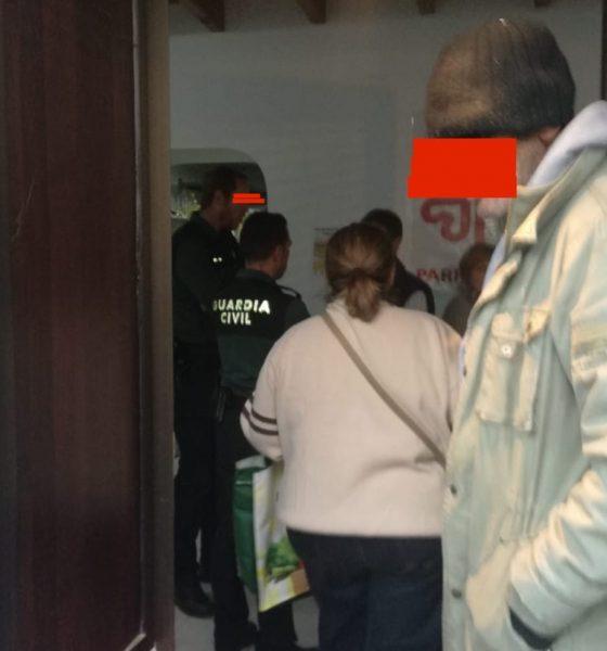 AionSur Caritas_Gerena-560x600 Cierran una sede de Cáritas tras denunciar una mujer que fue agredida al recoger comida Gerena Sucesos  destacado