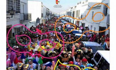 AionSur Cartel_Carnaval_191-compressor-400x240 Para el carnaval de La Puebla de Cazalla se organiza hasta un concurso de tartas La Puebla de Cazalla