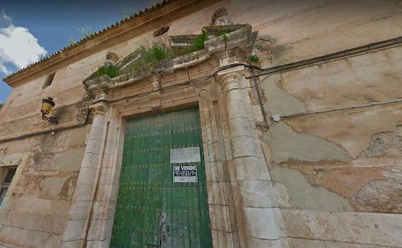AionSur: Noticias de Sevilla, sus Comarcas y Andalucía CillaMoron La Cilla de los Canónigos de Morón, en peligro de perderse por su estado Cultura Morón de la Frontera
