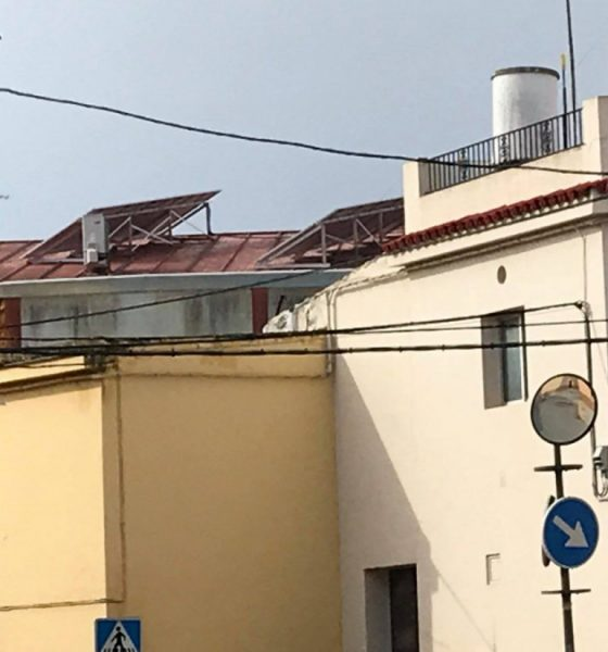 AionSur ElArache-fotovoltaicas-560x600 La instalación de placas solares en el CEPER El Arache permite el ahorro de un 50% en electricidad Arahal Campiña Morón y Marchena Medio Ambiente