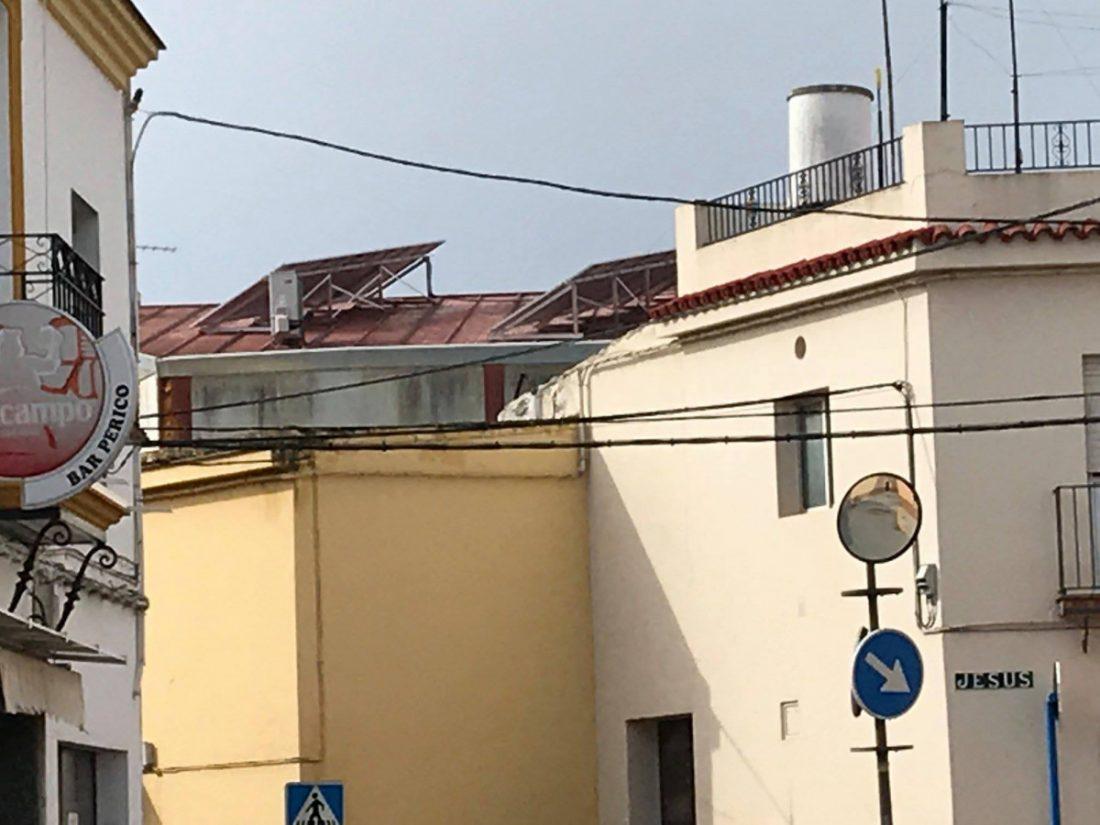 AionSur ElArache-fotovoltaicas La instalación de placas solares en el CEPER El Arache permite el ahorro de un 50% en electricidad Arahal Campiña Morón y Marchena Medio Ambiente