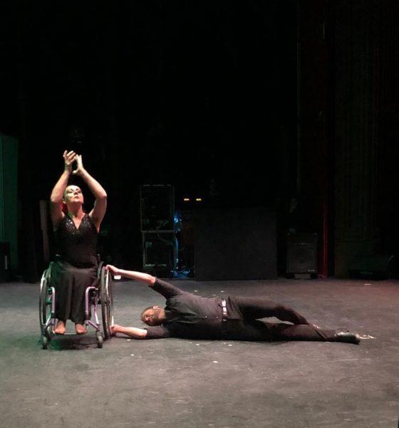 AionSur FlamencoGalan-560x600 Flamenco en silla de ruedas, sin más barreras que el propio arte Camas Cultura