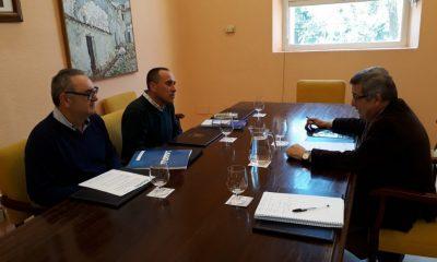 AionSur Foto-Reunión-AUGC-400x240 La AUGC de Sevilla traslada sus principales reivindicaciones al subdelegado del Gobierno Sociedad