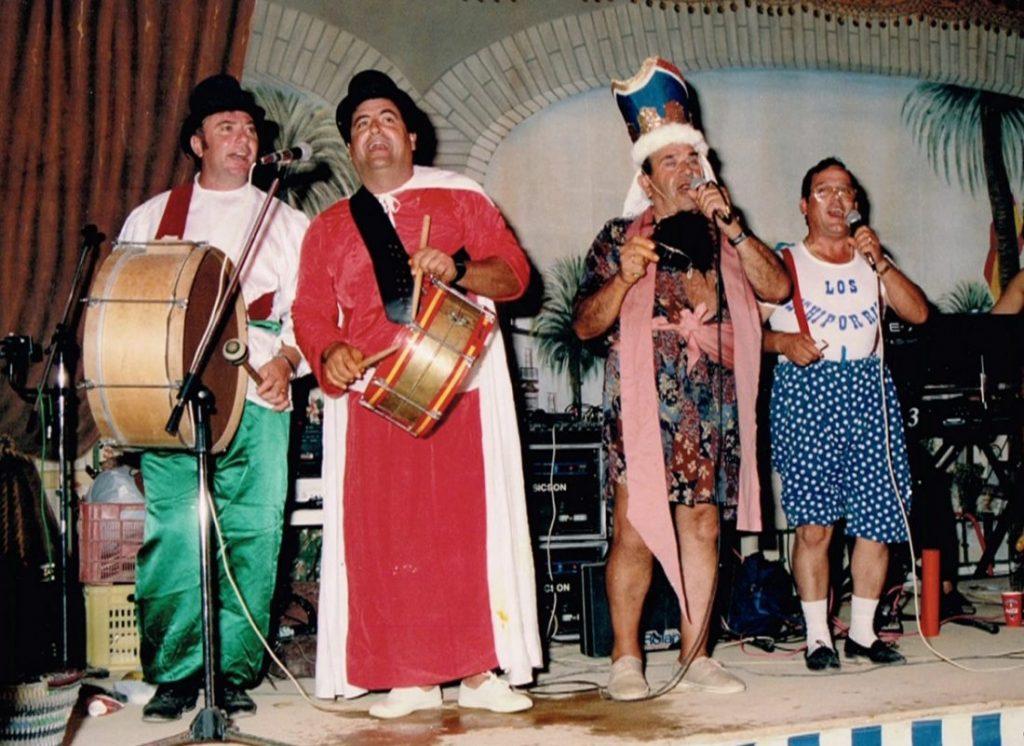 AionSur JOSÉ-LUIS-RODRÍGUEZ-GARCÍA-4-1024x746 Carnaval de Arahal: Una década de trabajo asentada sobre los recuerdos de la chirigota 'Los cachiporritos' Carnavales Cultura