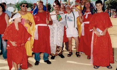 AionSur Loscachiporritos-Arahal-Carnaval-400x240 Carnaval de Arahal: Una década de trabajo asentada sobre los recuerdos de la chirigota 'Los cachiporritos' Carnavales Cultura