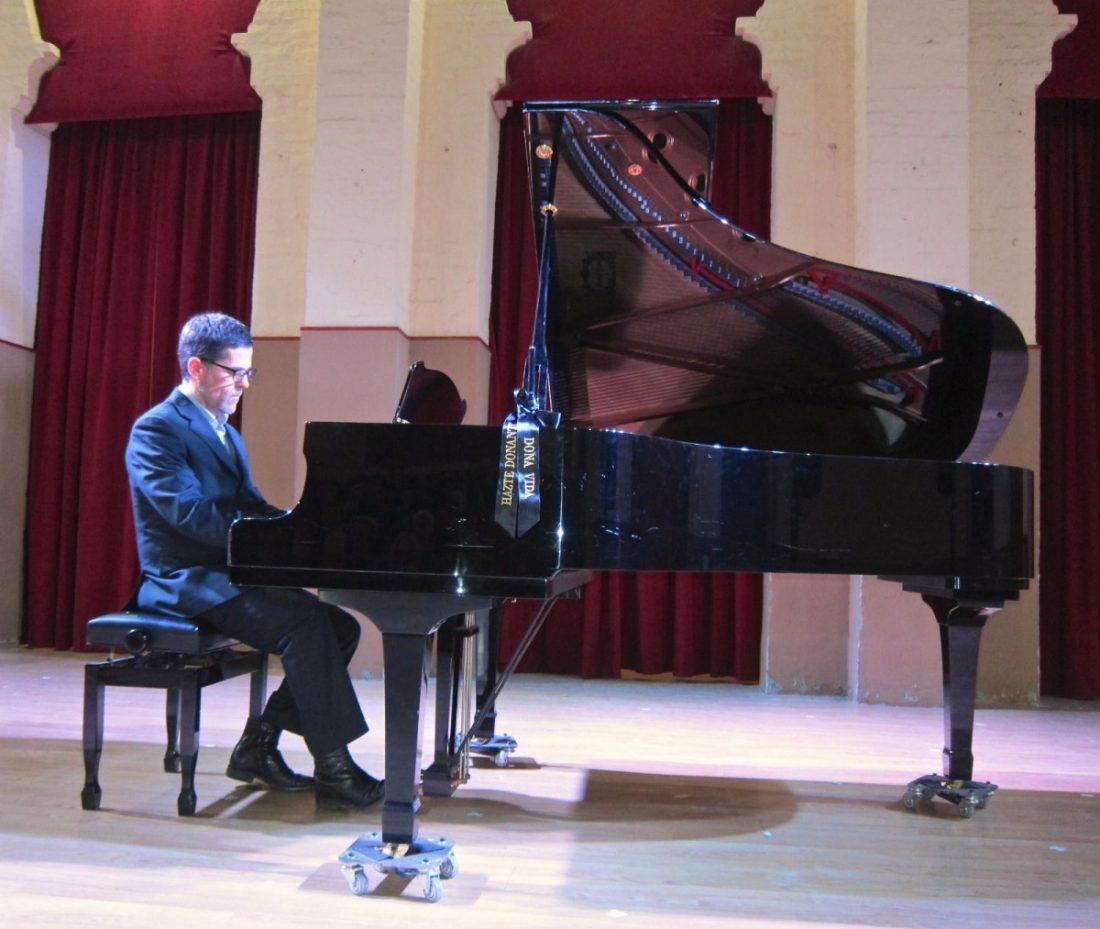 """AionSur Luiz-Núñez-musico-donación-órganos Luis Núñez, músico: """"Donar órganos es tan indiscutible como ir al colegio"""" Sociedad  destacado"""