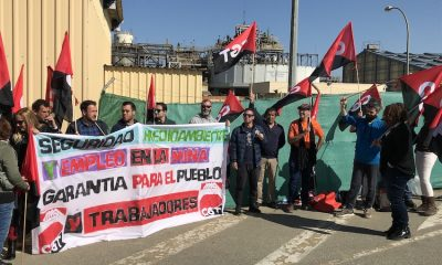AionSur MinaManifa4-copia-400x240 El ERTE de la mina de Gerena afectará a 25 trabajadores hasta el 30 de septiembre Empresas Gerena
