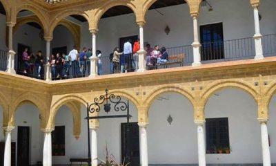 AionSur Osuna-escuela-universitaria-400x240 Jornada conmemorativa de la muerte de Diamantino García en Osuna Agenda Osuna
