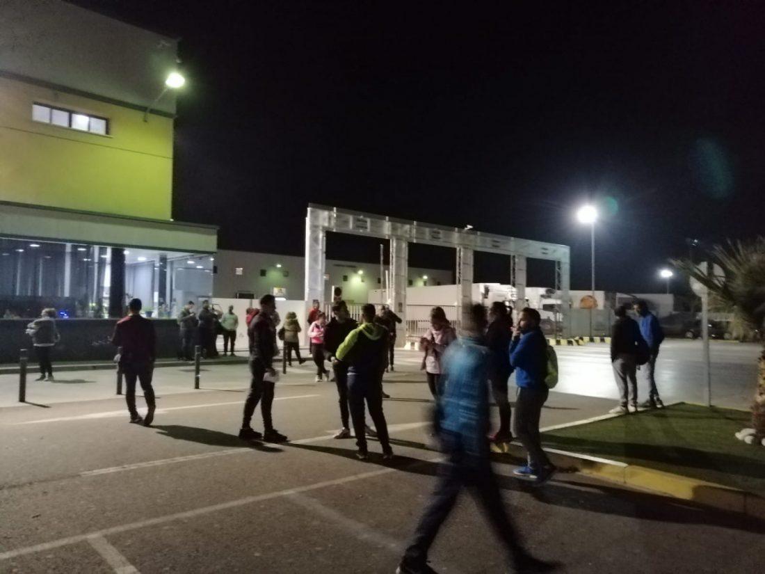 AionSur Procavi Un acuerdo tras dos días de huelga acaba con las movilizaciones en Procavi Empresas Marchena