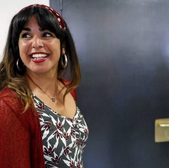 AionSur TERESA-RODRIGUEZ-PODEMOS-560x559 Teresa Rodríguez no cobrará complementos durante su baja maternal Política