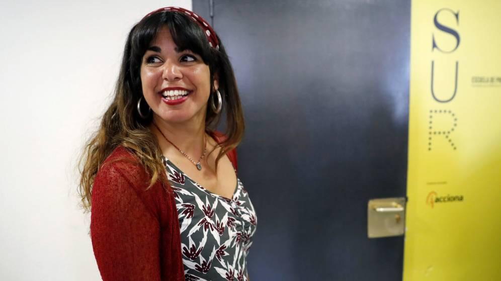 AionSur TERESA-RODRIGUEZ-PODEMOS La líder de Podemos devuelve casi 4.500 euros de dietas que cobró confinada Coronavirus Política
