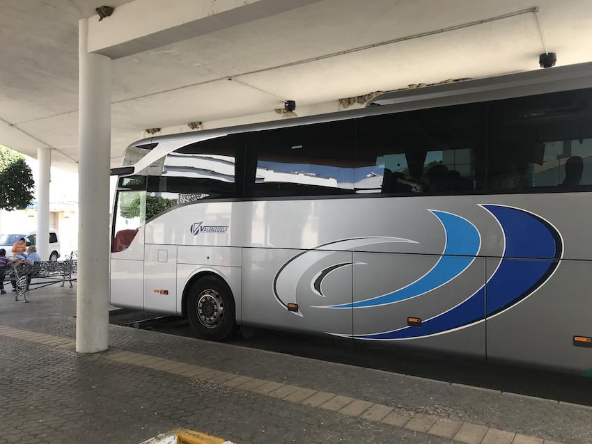 AionSur Valenzuela-AutocarIMG_0575 Un acuerdo de última hora evita la huelga en Autocares Valenzuela Empresas Sociedad