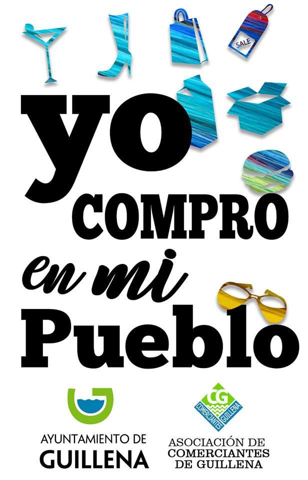 AionSur campaña-yo-compro-en-mi-pueblo-Guillena 'Yo compro en mi pueblo', campaña de apoyo en Guillena al comercio local Guillena Sierra Norte