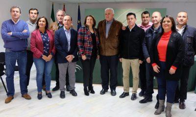 AionSur coag-andalucía-consejera-400x240 COAG Andalucía traslada a la nueva consejera su actual visión del sector agrario Agricultura Andalucía