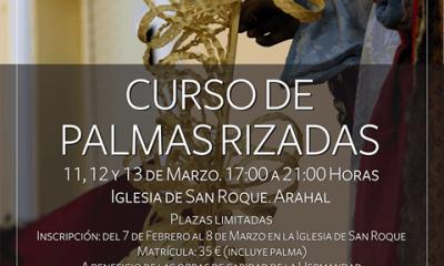 AionSur concurso-palmas-rizadas-sanRoque1-400x240 El Santo Entierro organiza un curso de palmas rizadas Agenda Arahal Campiña Morón y Marchena