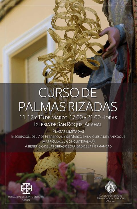 AionSur concurso-palmas-rizadas-sanRoque1 El Santo Entierro organiza un curso de palmas rizadas Agenda Arahal Campiña Morón y Marchena